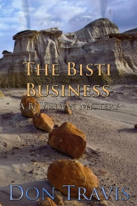 Bisti Business Cover